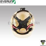 ER9102 CE EN397 Casque de sécurité industriel ABS V-Guard Casque de construction