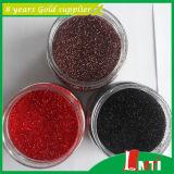 Poudre de paillettes de couleur pour la peinture de fournisseur