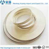 Qualitäts-Normallack-/hölzernerkorn Belüftung-Rand Lipping von Shandong