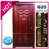 2017 Metal de qualidade superior da porta de segurança de aço (EF-S136)