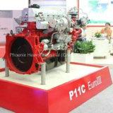 Euro3 EmissionのP11c Diesel Hino Engine