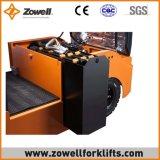 ISO 9001 trator elétrico de um reboque de 4 toneladas novo