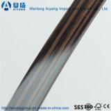 Bord Bangding de PVC de modèle personnalisé par qualité