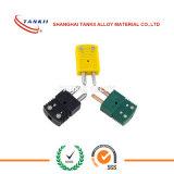 Tankii mini conector termopar tipo J y enchufe en stock