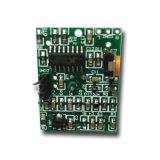 フレネルLensとの組み込みのAntenna PIR Infrared Motion Sensor Board