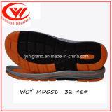 Molde de moda EVA solado exclusivo para os sapatos de desporto