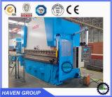 Máquina hidráulica plateada de metal WC67Y del doblador