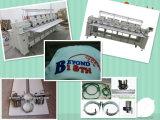 Wonyo 6 máquina de bordado cabeça 12 cores Sistema Dahao