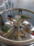 液体酸素455LボリュームDewarの低温学シリンダー