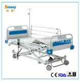 贅沢な3つの機能電気ベッド
