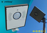 Solarworld einteilige Solar-LED Straße der intelligenten Induktions-/Straßen-Lampe