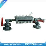 Dampfkessel-Anzeigeinstrument-Glasventil-Dampfkessel-Anblick-Glas-Ventile
