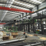 O aço bobina 50, 000 linhas de revestimento da cor de Mts/máquina/equipamento, Ccl