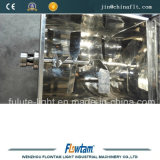 Mezclador horizontal del polvo de la coca del acero inoxidable
