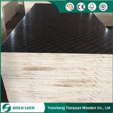 La melamina hizo frente a la tarjeta concreta del mejor grado para la madera contrachapada 1220X2440m m del edificio