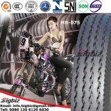 Tubos de neumáticos de la motocicleta de la marca de fábrica de la cruz 3.00-19