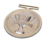Medalla de encargo del metal del deporte de la venta caliente en el precio de fábrica