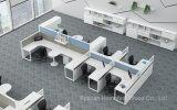 Station de travail de partition ouverte Open Sale avec pied en métal (HF-LSK121)