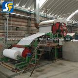 조직 냅킨을%s 생산 라인은 중간 수용량을 기계로 가공한다