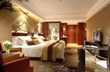 Insieme di legno moderno della mobilia della camera da letto dell'hotel