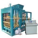 Qt4-16燃えがらの砂の機械を作るインドの空のブロックの具体的な煉瓦機械