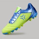 Comfortabele Schoenen van de Sporten van de Voetbal van de Mensen van het voetbal de Openlucht (ak32715-5)