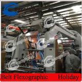 Bolsa de la compra Flexo Maquinaria Impresión para Plástico (CH886-1600F)