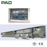 Оператор Instuction безопасности для автоматической раздвижной двери