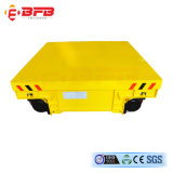 Aluminium Coil를 위한 알루미늄 Factory Use Motorized Electric Transfer Cart