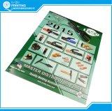 中国のカスタム製品カタログのパンフレットの印刷