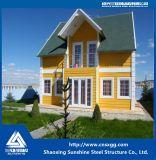 Prefab светлое здание стального луча для живущий дома
