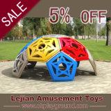S'élever hémisphérique en plastique de jeux populaires d'enfants (LJ-102106A)