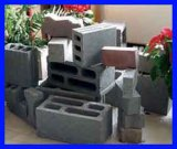 Blocchetto vuoto concreto automatico della Cina di pressione idraulica che fa macchina