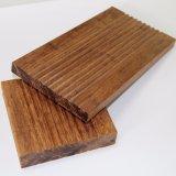 Suelo al aire libre de la nueva tecnología con el suelo de bambú