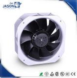 AC Escape de refrigeração industrial 225mm 225mm 80mm IP55 lâmina metálica do Ventilador Axail Compacto