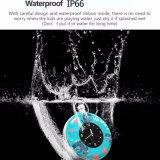 Waterdichte IP66 MiniGPS Drijver met Sos Knoop