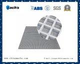 Aprovisionamento de fábrica de plástico reforçado por fibra de grade GRP/ GRADE DE MALHA