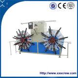 PE PVC管の倍端末の巻く機械