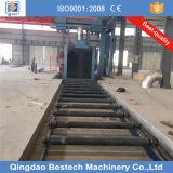 Qualitäts-Stahlplatten-Granaliengebläse-Maschine