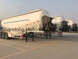 2018 V-vorm 55 van de Motor van Weichai van de Aanhangwagen Helloo Cbm de Aanhangwagen van de Tanker van het Cement