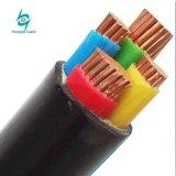 IEC60228 China 4 Core OEM Elétrico da Fiação Cu/XLPE/PVC Cabo Eléctrico de Potência
