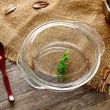 Borosilicat Pyrex Glasfilterglocke mit Glaskappe