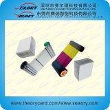 Tipo original cinta Seaory del color de Ymcko y cinta de la impresora de la tarjeta de Hiti