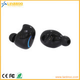 Cordless Mini fones de ouvido intra-auricular binaural para iPhone X/iPhone 8 com caixa do Carregador