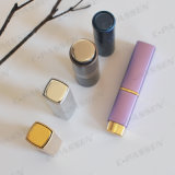 Botella de perfume recargable de aluminio de la mini torcedura portable (PPC-AT-1724)