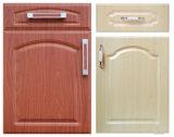 最もよい価格18mmか16mm PVC MDFの食器棚のドア