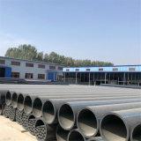 Approvisionnement en eau et de drainage du tuyau de HDPE