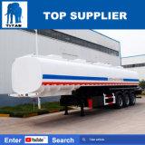 Titaan 45000 van de Palmolie van de Opslag van de Tank van de Aanhangwagen van de Tanker Liter van de Aanhangwagens van het Roestvrij staal voor Verkoop