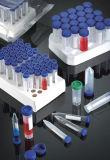 FDA und Cer genehmigten freistehendes Gefäß der Zentrifuge-50ml mit gedruckter Staffelung im Schalen-Beutel-Satz