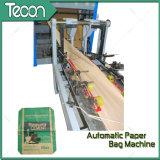 Sacs en papier à grande vitesse scellant la machine